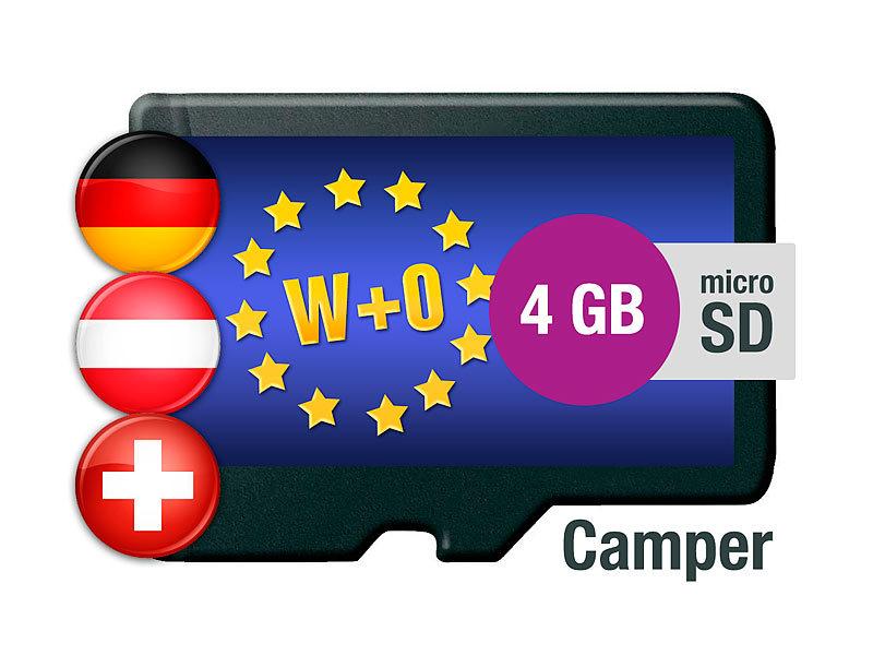 navgear rs 50 3d kartenupgrade gesamteuropa f r camper. Black Bedroom Furniture Sets. Home Design Ideas