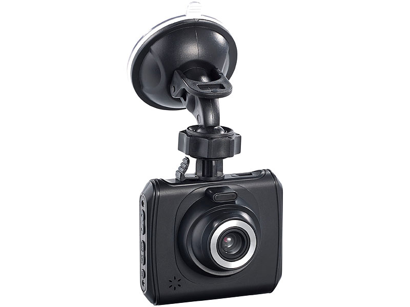 "NavGear VGA-Dashcam MDV-2490, 2,4""-Display, Bewegungserkennung; Dashcams mit G-Sensor (HD) Dashcams mit G-Sensor (HD) Dashcams mit G-Sensor (HD) Dashcams mit G-Sensor (HD)"
