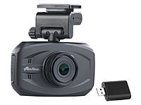 NavGear Super-HD-Dashcam MDV-3300.SHD, G-Sensor, Weitwinkel, GPS; Dashcams mit G-Sensor (HD) Dashcams mit G-Sensor (HD) Dashcams mit G-Sensor (HD) Dashcams mit G-Sensor (HD)