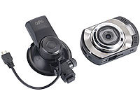NavGear Full-HD-Dashcam MDV-2295 mit GPS,G-Sensor,120°Weitwinkel (refurbished)