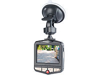 "NavGear Full-HD-Dashcam MDV-2750 mit G-Sensor, 2,3""-Display (5,8 cm); Dashcams mit G-Sensor (HD) Dashcams mit G-Sensor (HD) Dashcams mit G-Sensor (HD) Dashcams mit G-Sensor (HD)"