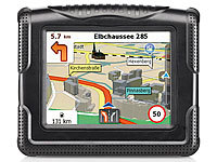 "NavGear 3in1-Motorrad & Outdoor-Navi ""TourMate SLX-350"" D (refurbished)"