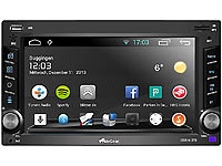 NavGear 2-DIN Android-Autoradio  GPS, WiFI, BT2, ELA-Link (refurbished)