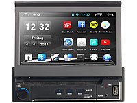 NavGear 1-DIN Android-Autoradio DSR-N 210 + GPS,WiFi,BT2 (refurbished)
