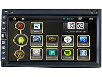 NavGear 2-DIN Android-Autoradio  GPS, WiFi, BT2, Miracast (refurbished)