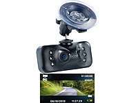 NavGear HD-Dashcam MDV-3230.Dual Super-Weitwinkel 230° (refurbished)